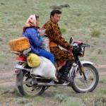 La moto utile à tout déplacement
