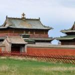Les 3 temples d'Abdai Khan