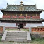 Le temple central