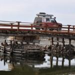 Un pont rustique
