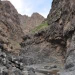 Le canyon Yolyn Am