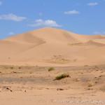 Les dunes de Khongorin Els