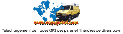 Logo voyage4x4